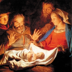 Stomer: Adoration of the Shepherds