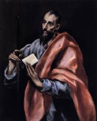 El Greco: The Apostle Paul