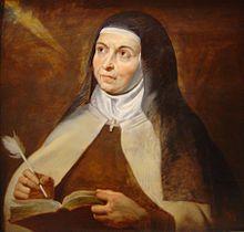 Reubens: Teresa of Ávila