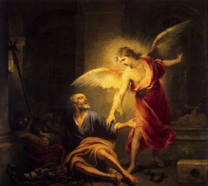 Murillo: The Liberation of St. Peter