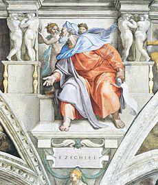 Michaelangelo: Ezekiel
