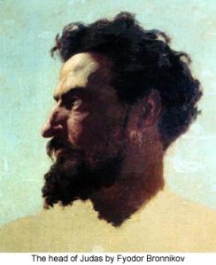 Fyodor Bronnikov: The Head of Judas