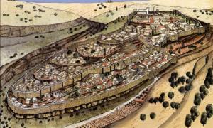 Hezekiah's Jerusalem