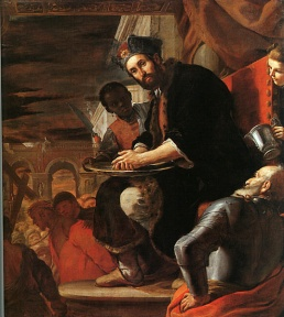 Preti: Pilate Washing His Hands