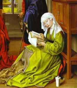 Ven der Weyden: Mary Magdalene