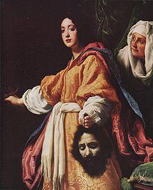 Cristofano Allori: Judith With the Head of Holofernes