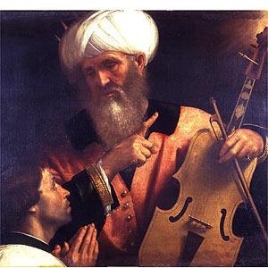 Moretto: King David