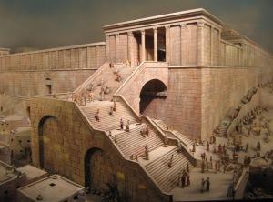 Tower of David Museum, Jerusalem: Reconstruction Model of Ancient Jerusalem