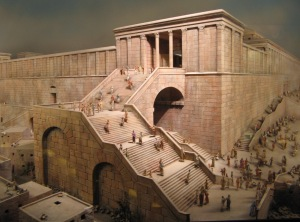 Tower of David Museum, Jerusalem: Reconstruction Model of Ancient Jerusalem