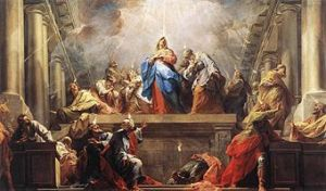 Jean Restout: The Pentecost