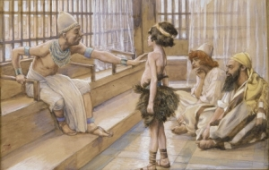 Tissot: Joseph Sold into Slavery
