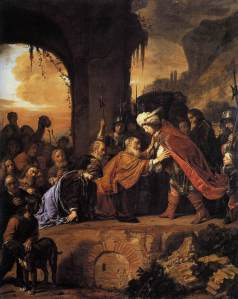 Salomon de Bray: Joseph Receives His Father and Brother in Egypt