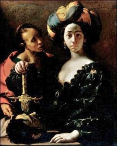 Francesco del Cairo: Judith with the Head of Holofernes