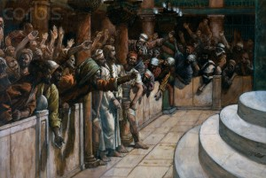 Tissot: The False Witness