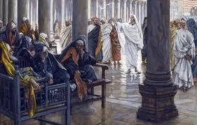 Jesus and the Scribes and Pharisees