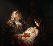 Aert de Gelder: Simeon's Song of Praise
