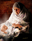 Anna and Jesus