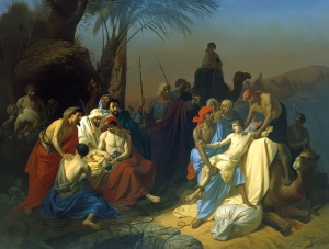 Flavitsky: Brothers Sell Joseph into Slavery