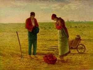 Millet: Angelus