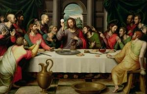 Vicente Juan Macip: The Last Supper
