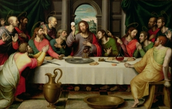 Vicente Juan Macip: The Last Supper