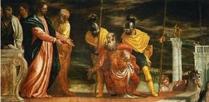 Jesus Healing the Centurion's Servant