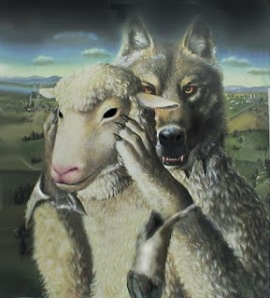 Wolf in sheep's clothing[1]