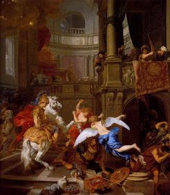 Gérard de Lairesse: The Expulsion of Heliodorus from_the Temple