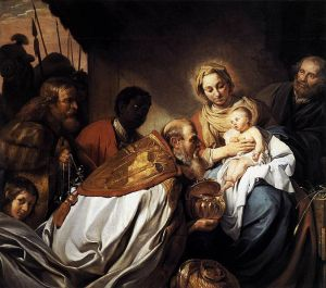 Jan de Bray: The Adoration of the Magi