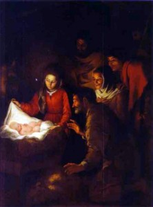 Murillo: Adoration of the Shepherds