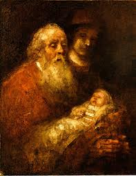 The Prophets Simeon and Anna with the Christ Child