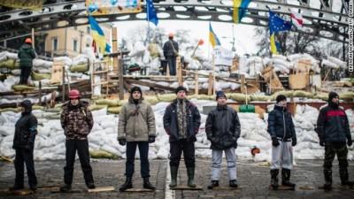 CNN News: Ukraine Protestors