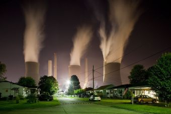 National Geographic News: West Virginia's Chemical Valley