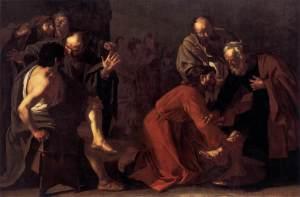 Baburen: Christ Washing the Disciples' Feet