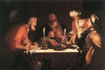 Abraham Bloemaert: The Emmaus Disciples