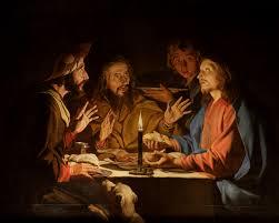 Matthais Stom: Supper at Emmaus