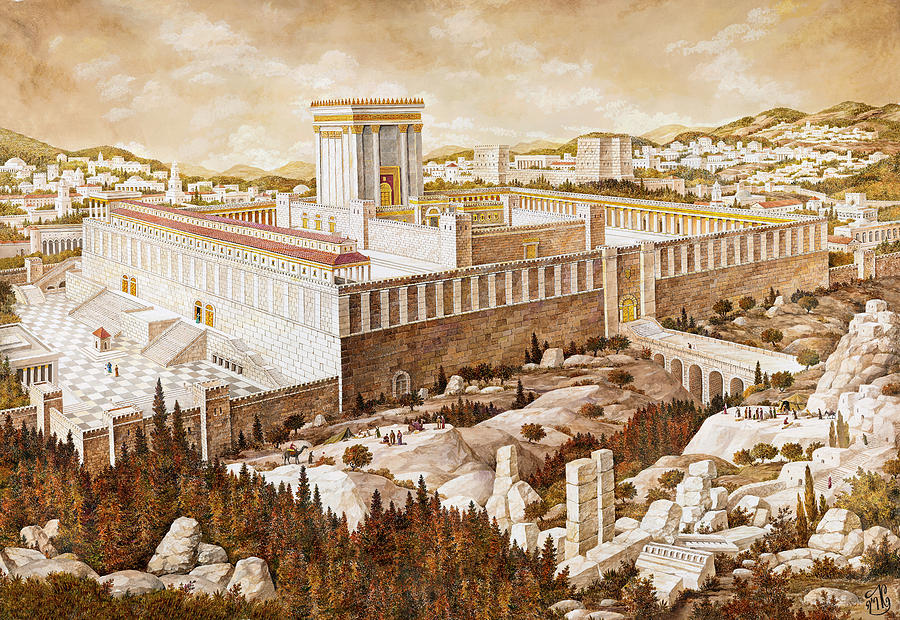 the-second-temple-jerusalem-aryeh-weiss