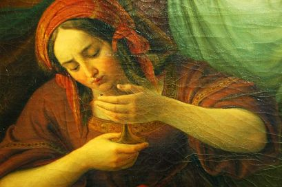 Friedrich Wilhelm Schadow: The Parable of the Ten Virgins