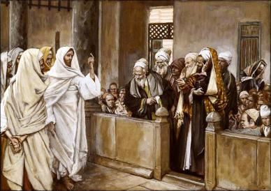 The Messiah's Dialog with the Pharisees