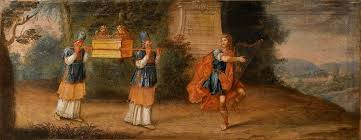 Anonymous: King David Dances Before the Ark