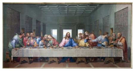 Da Vinci: The Last Supper