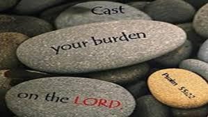 psalm 55 verse 22