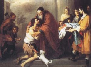 Murillo: The Return of the Prodigal Son