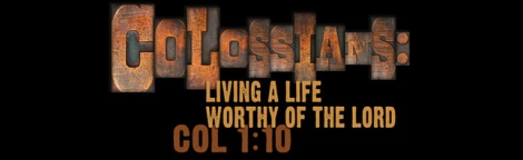 colossians worthy