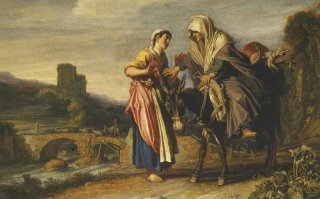 Pieter Lastman: Ruth Declares her Loyalty to Naomi