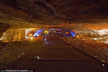 Jerusalem: Zedekiah's Cave