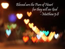 beatitudes and hearts
