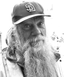 Jonathan is one of the homeless men psychiatrist Robert Okin met on the Streets of San Francisco.