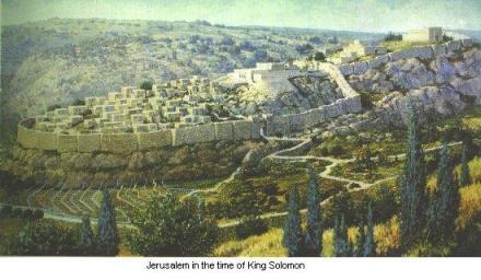 solomon's jerusalem