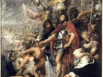 Reubens: The Triumph of Judas Maccabeus